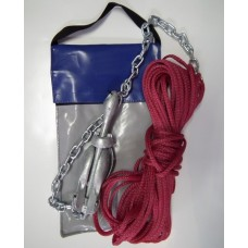 Folding Anchor Kit in Bag 1.5kg